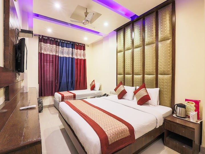 for travellers · Affordable Hotel For groups In New Delhi
