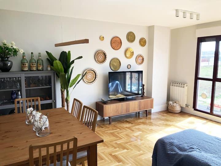 Apartamento ideal a la entrada de Salamanca ¡¡¡