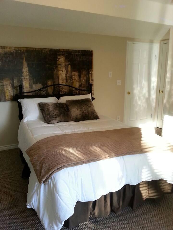 Cozy Room for your sleeping pleasure