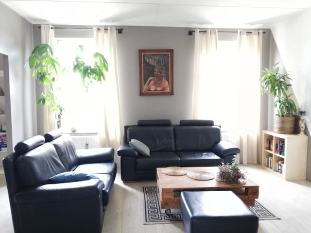 Cozy Large Apartment in a beautiful environment