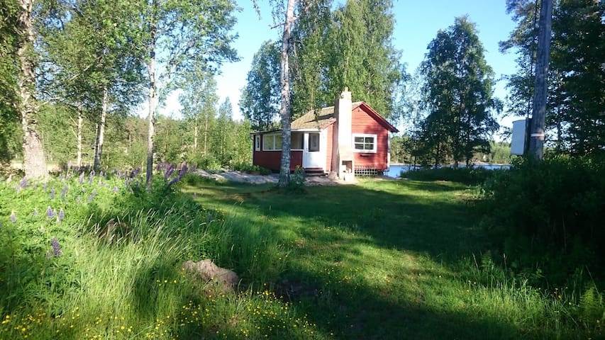 Cozy cottage next to lake & nature. - Arvika