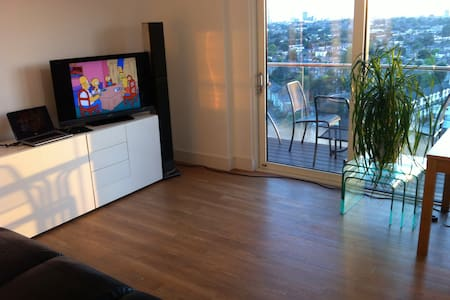 Large Apartment on 14th Floor with Great View - London