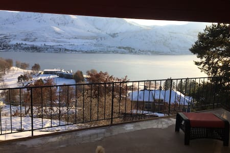 Chelan Views - Ensuite room - 奇兰(Chelan) - 独立屋