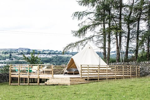 Swallow Barn Glamping - The Nest