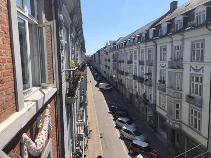 Copenhagen  City,  History - Culture and Water.