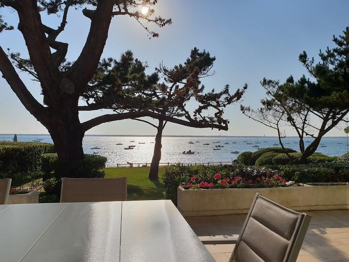 La Villa Fuberia - Superbe 1ère ligne Pyla-sur-Mer
