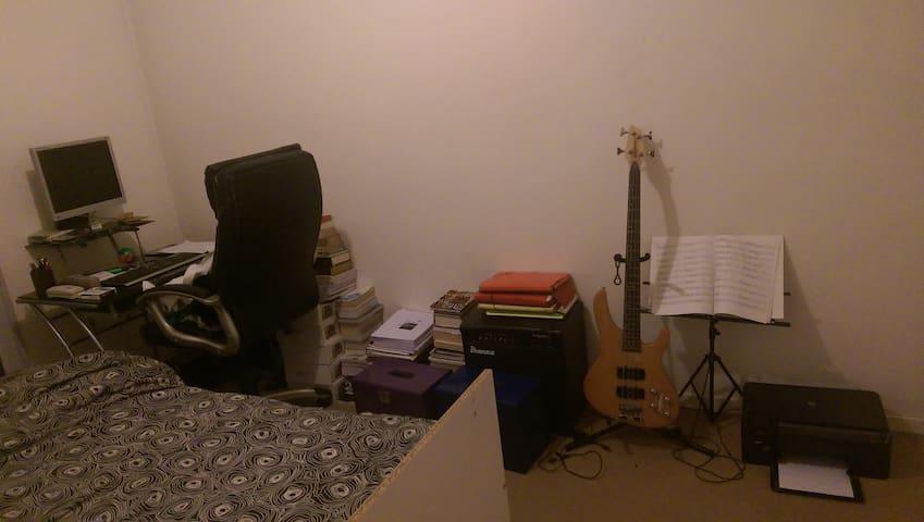 Chambre meublée de 14m²