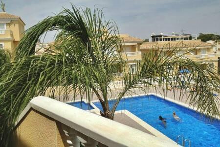 Уютные апартаменты у моря - Orihuela