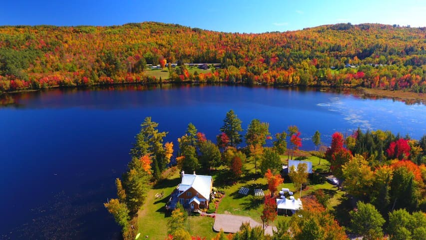 140 acres - Lakefront in the White Mountains