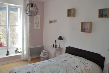 Appartement au centre ville de Dinan