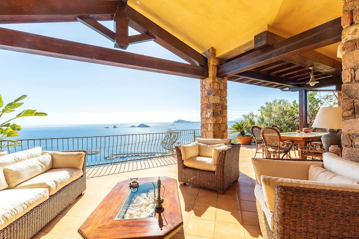 La Casa Sul Porto- Luxury Home Sea View