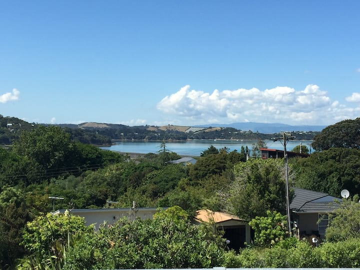 Oneroa with Sea Views - NEW LISTING