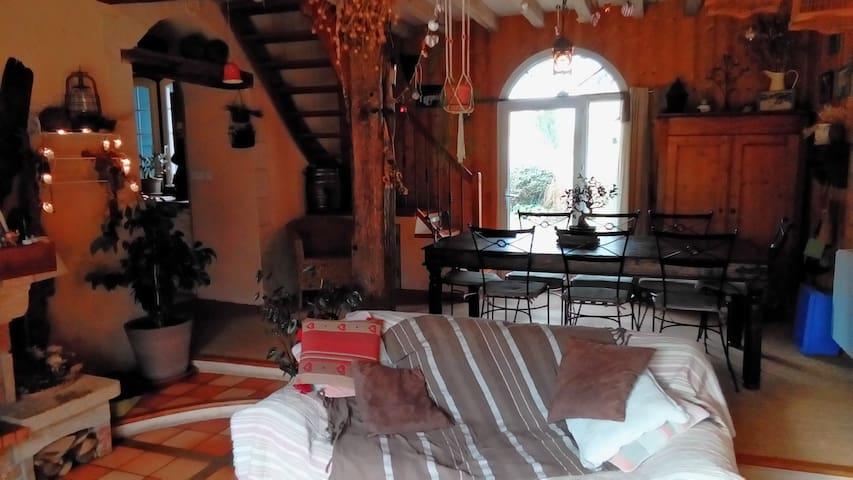 Maison à la campagne - Mulsanne - Bed & Breakfast