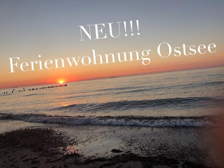 Ferienwohnung Ostsee NEU 2018