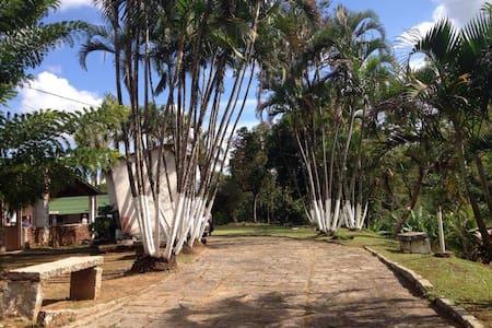 Casa de campo na Mata Atlântica com Cachoeira - Cachoeiras de Macacu - Stuga