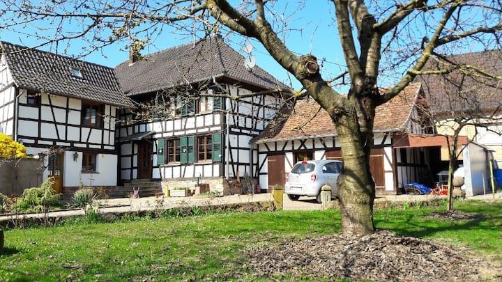 Dépendance toute proche de Strasbourg