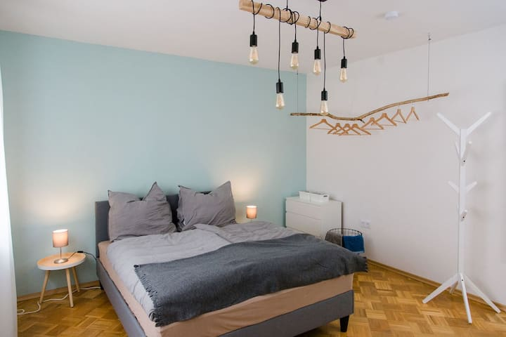 Modern, voll ausgestattetes Zimmer in Stadtmitte#3