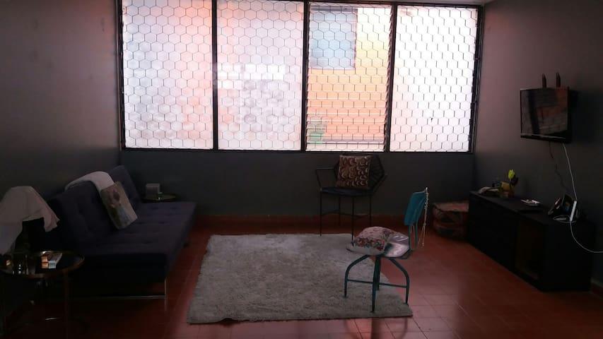 centro de morelia - Morelia - Apartamento