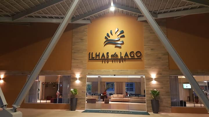 ILHAS DO LAGO ECO RESORT