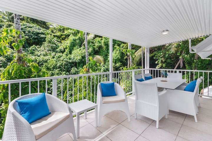 By the Sea Collection– Rainforest Canopy 2 Bedroom