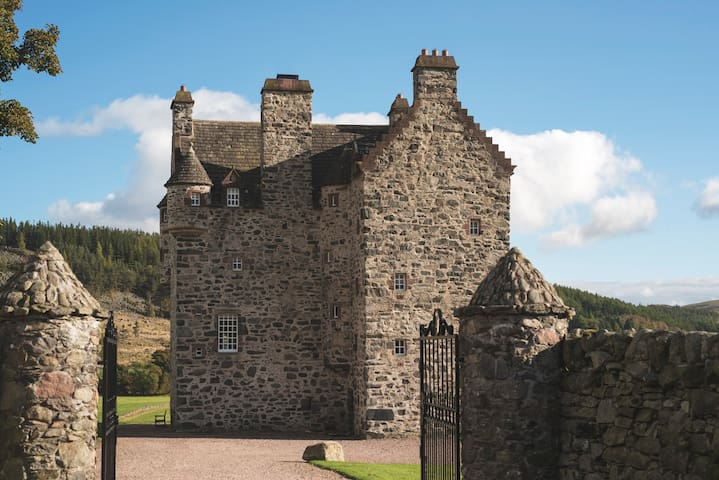 Forter Castle - Your Highland Retreat - Folda - Castelo