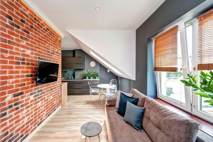 Apartament Brownstone Studio
