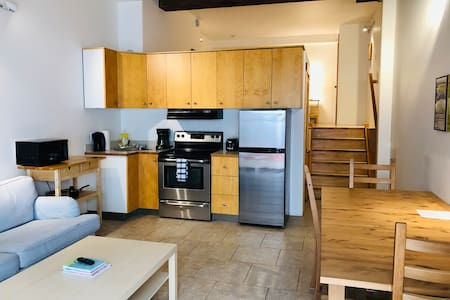 "Glube's Lofts ""104"" 1 bedroom studio apartment"