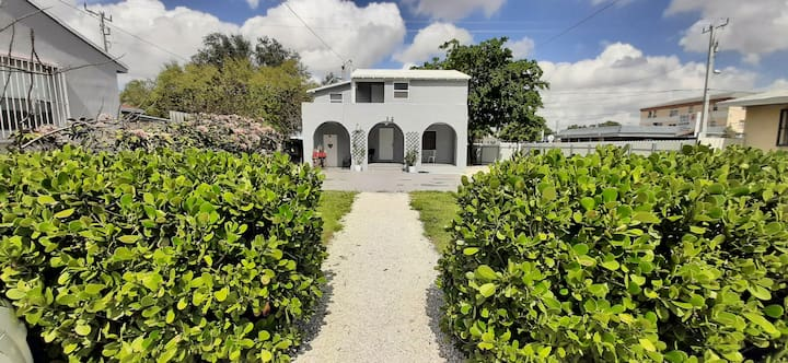 Charming home in the heart of Little Havana.