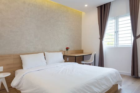 #10 New Modern studio near city center & Airport - 胡志明市 - 公寓
