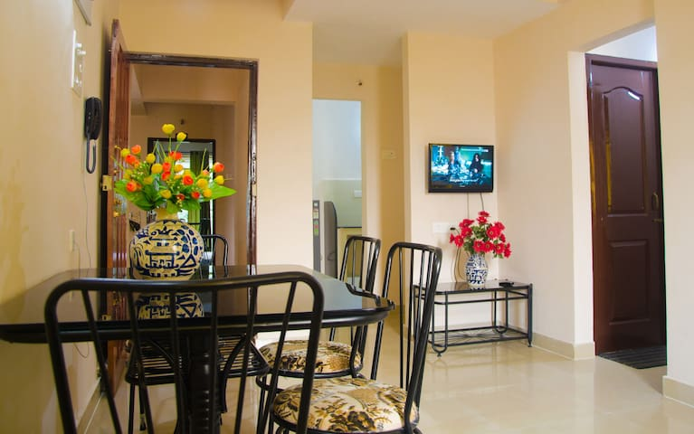 HOLIDAYS HOMES GOA (2 BHK) - South Goa - Apartment