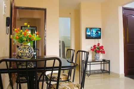 HOLIDAYS HOMES GOA (2 BHK) - South Goa - Lägenhet
