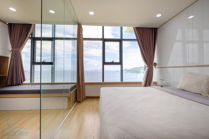 Panoramic Sea View Studio 3 adults (Sunrise Ocean)
