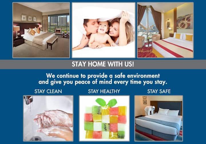 Immaculate Room Premium At Dubai