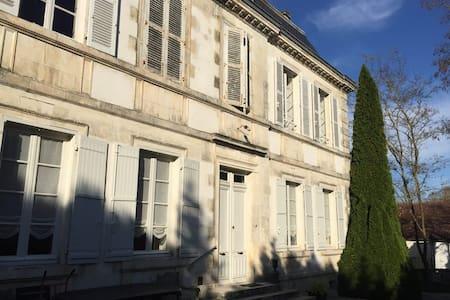 Maison de gardien aux portes de La Rochelle - Saint-Christophe