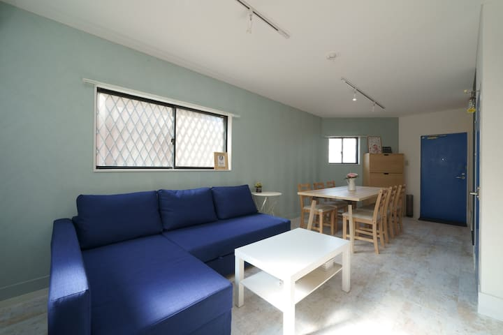 L house☆5 min from HAKATA station☆Full renovated
