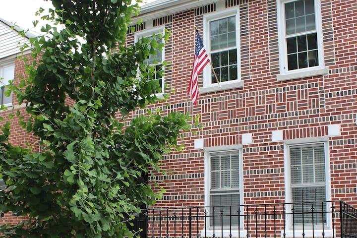 Charming redbrick Bronx Villa