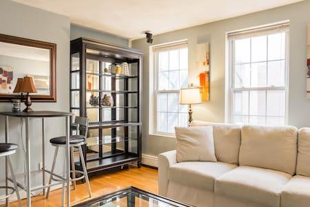 Downtown Boston | Modern 1 Bedroom | The North End - Boston - Condominium