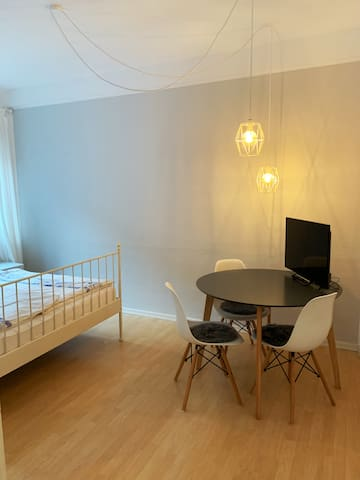 1,5 Zimmer Wohnung am Stadtpark Winterhude Hamburg