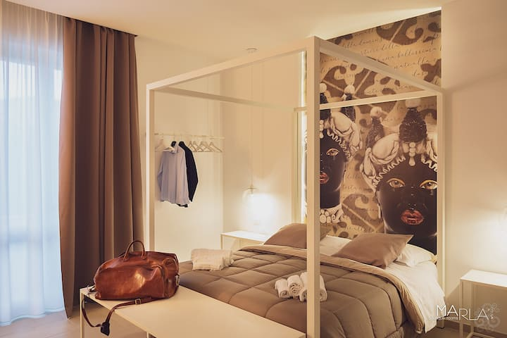 Marla's boutique rooms Mori