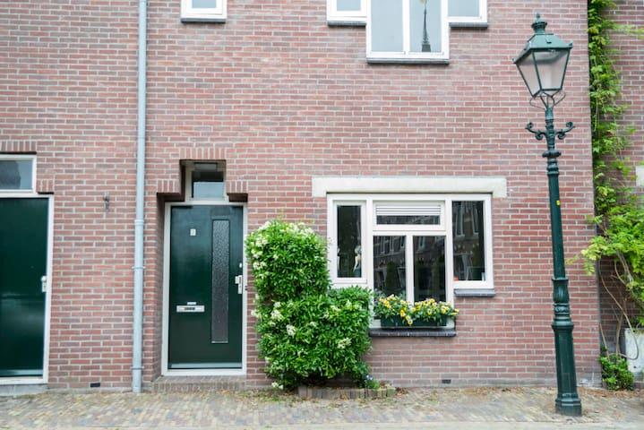 Prachtige locatie in oude gedeelte binnenstad - Leeuwarden - Apartament
