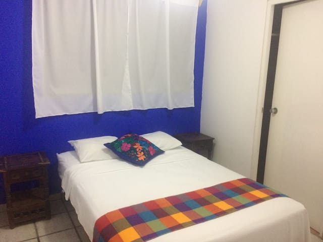 Habitación Doble Estándar en Hostal Tzalahua