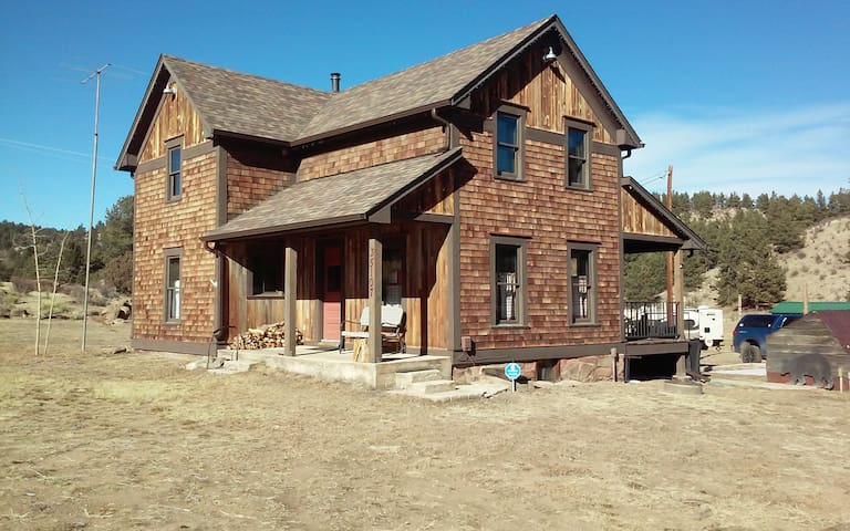 Noble Family Ranch - Lake George - Cabane