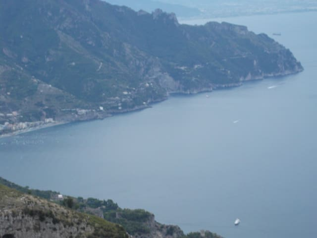 free wine amalfi coast( - Pianillo - アパート