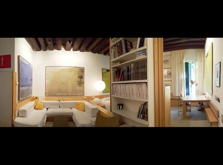 OPEN SPACE fra architettura e pittura a Venezia