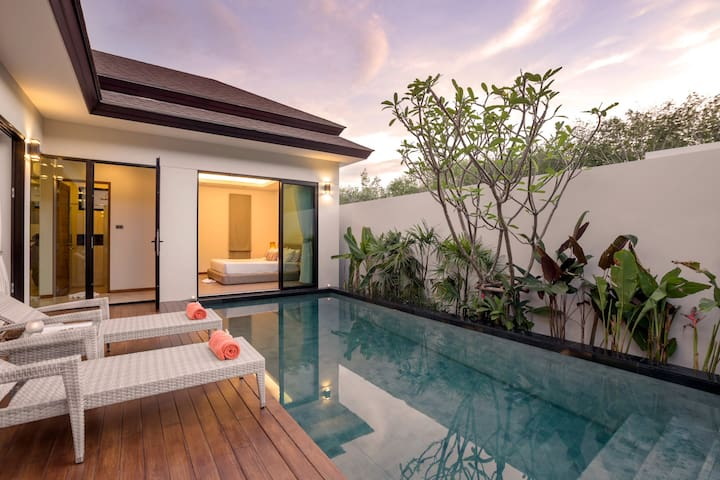 La Ville Luxury Private Pool Villa