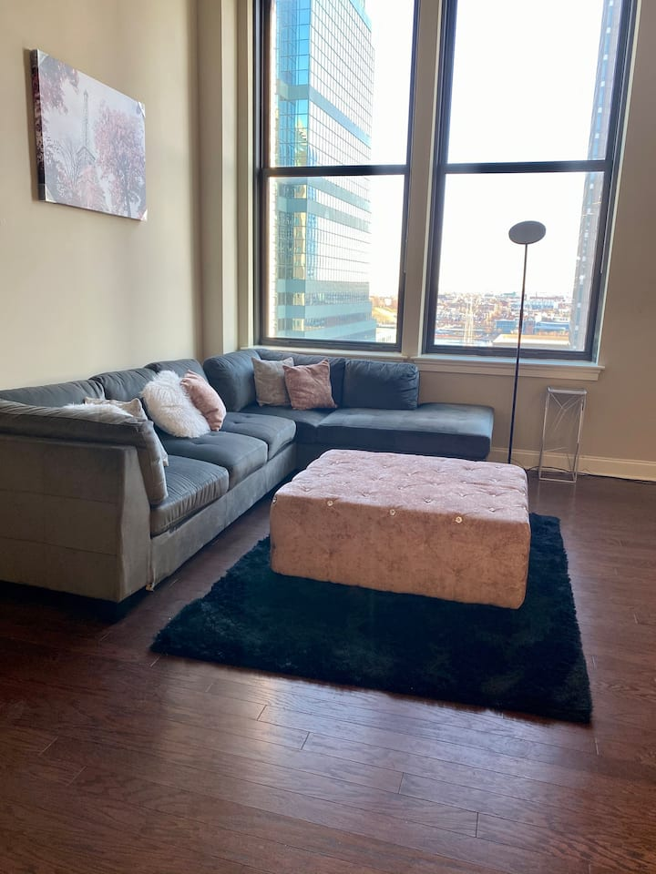 """Luxury SoHo"" Loft in Downtown Baltimore!!!"