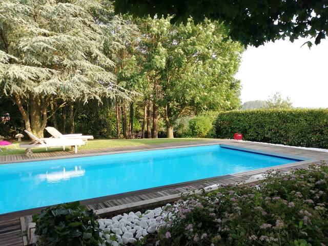 Séjour détente PRIVATIF - Villa Aurore (Bruxelles)