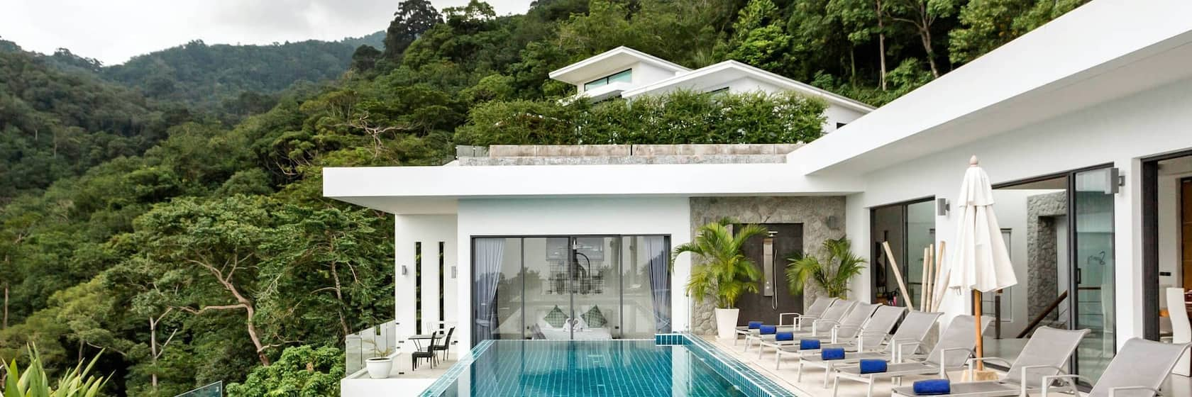 Luxury rentals in Phang Nga