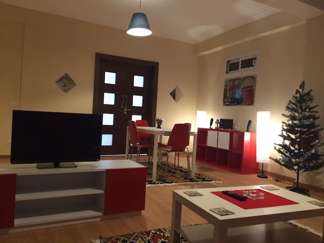 New modern 1-bedroom, Zamalek, Cairo - Zamalek  - Appartement