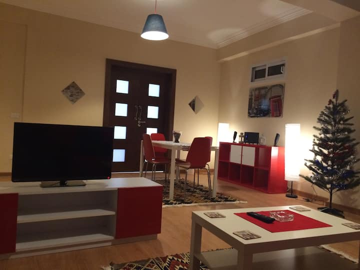 New modern 1-bedroom, Zamalek, Cairo
